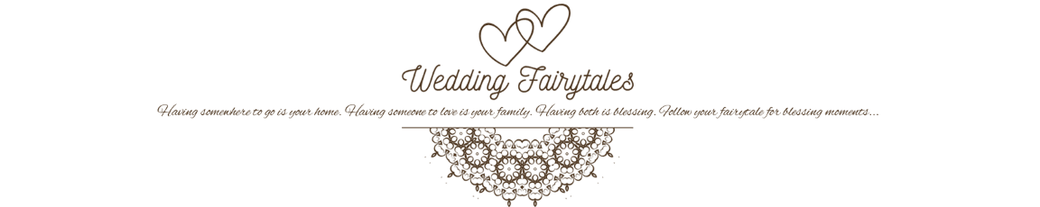 Wedding Fairy Tales